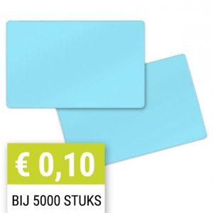 Blanco-kaart-pasje-0-76-mm-licht-blauw-PPC