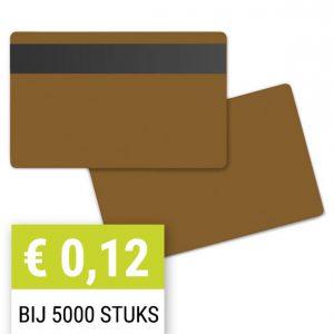 Blanco-magneetkaart-0-76-mm-Bruin-LoCo-PPC