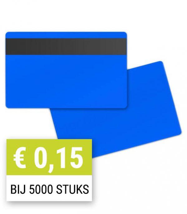 Blanco-magneetkaart-0-76-mm-blauw-HiCo-PPC
