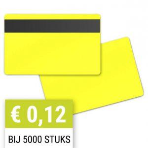 Blanco-magneetkaart-0-76-mm-geel-LoCo-PPC