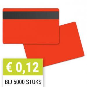 Blanco-magneetkaart-0-76-mm-rood-LoCo-PPC