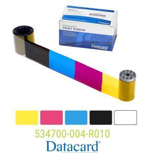 Datacard kleuren lint 534700-004-R010