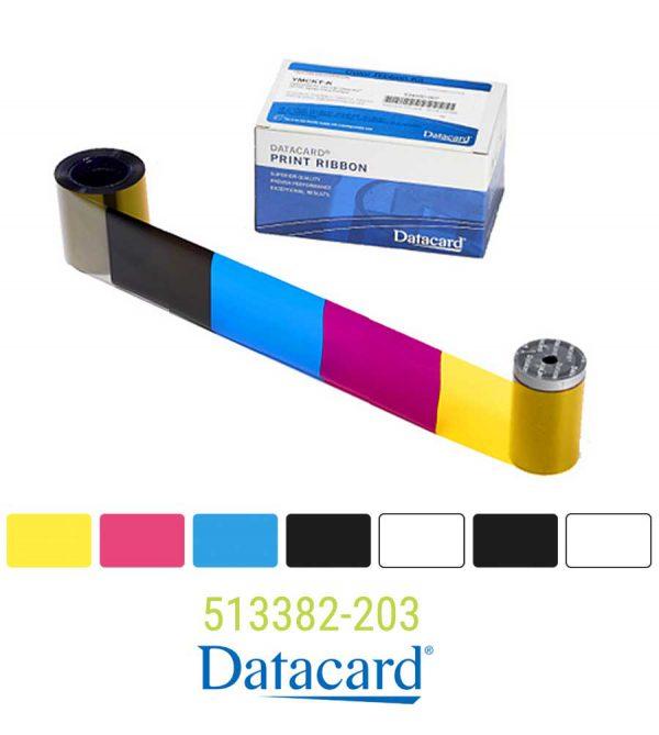 Datacard_lint_kleur_513382-203_YMCKO-KO_dubbelzijdig_Retransfer_ppc
