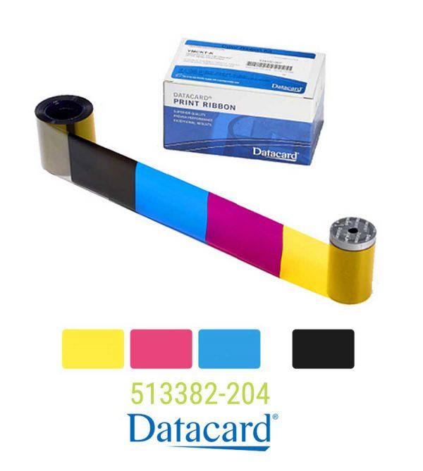 Datacard_lint_kleur_Magstripe_513382-204_YMCP-KPi_dubbelzijdig_ppc