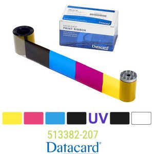 Datacard_lint_kleur_-UV-beveiliging_513382-207_YMCKUV-KO_dubbelzijdig_ppc