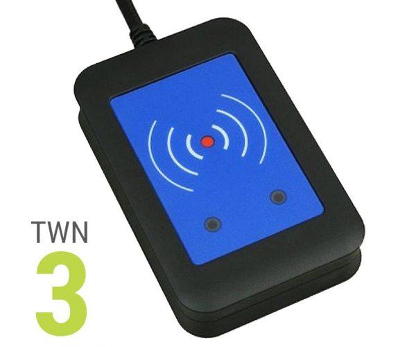 Elatec-NFC-Reader-TWN3-HID-iClass-zwart-exceet