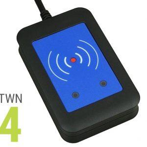 Elatec-NFC-Reader-TWN4-Mifare-NFC-P-zwart_exceet