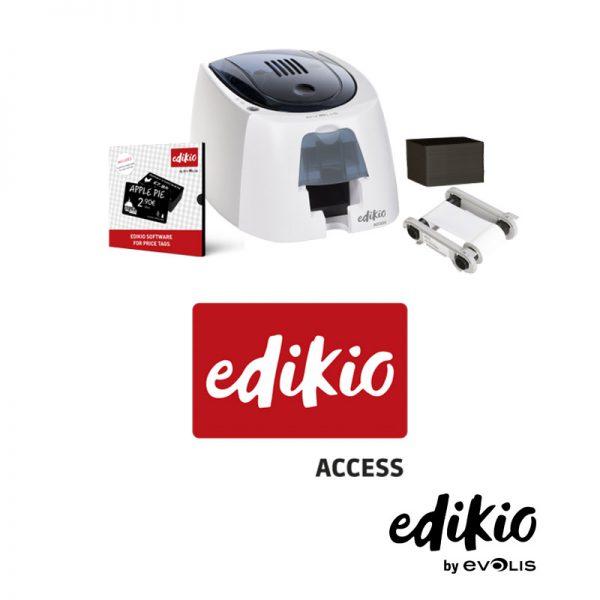 Evolis Edikio Access Kaartprinter Bundel