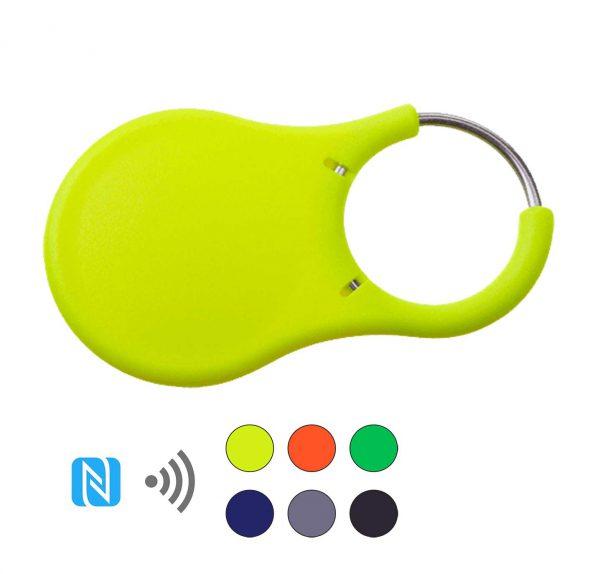 Key-fob_NFC_TAG_Beetle_fluor_geel_PPC58dd1ce9eb152