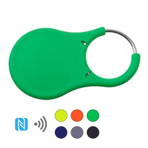 Key-fob_NFC_TAG_Beetle_groen_PPC58dd1ceeb6c7a