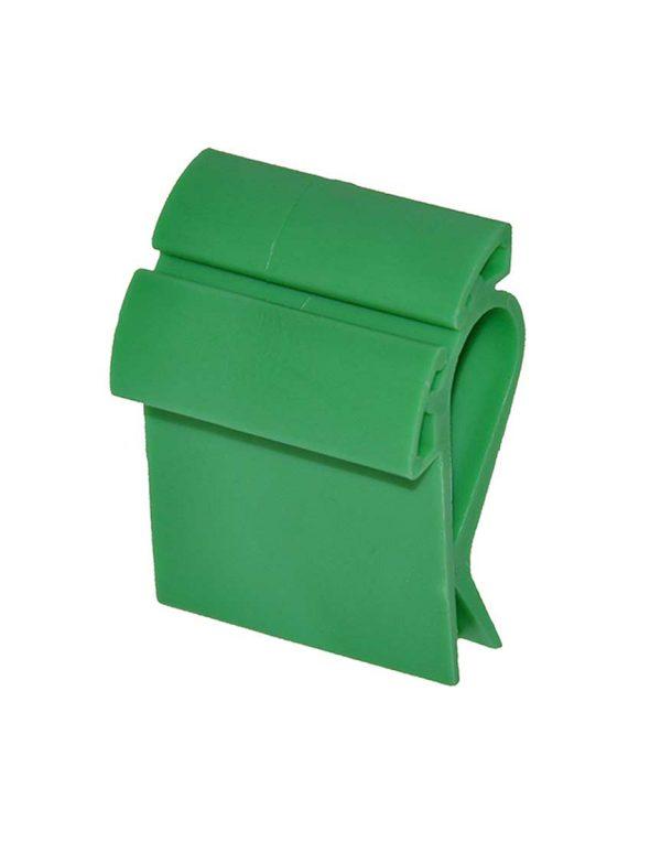 Prijskaarthouder-clip-breed-groen