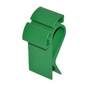 Prijskaarthouder clip smal groen
