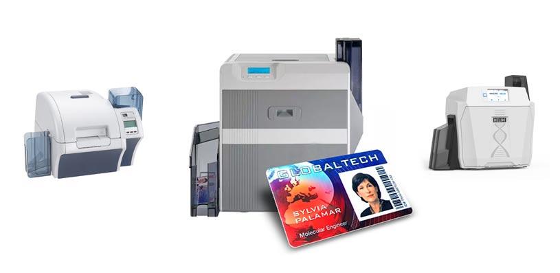Retransfer kaartprinter