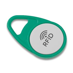 NFC-RFID Keyfob sleutelhangers