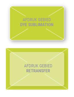 Dye-Sublimation versus Retransfer printing