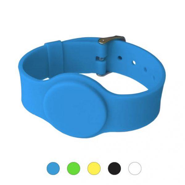 RFID Polsband Watch blauw